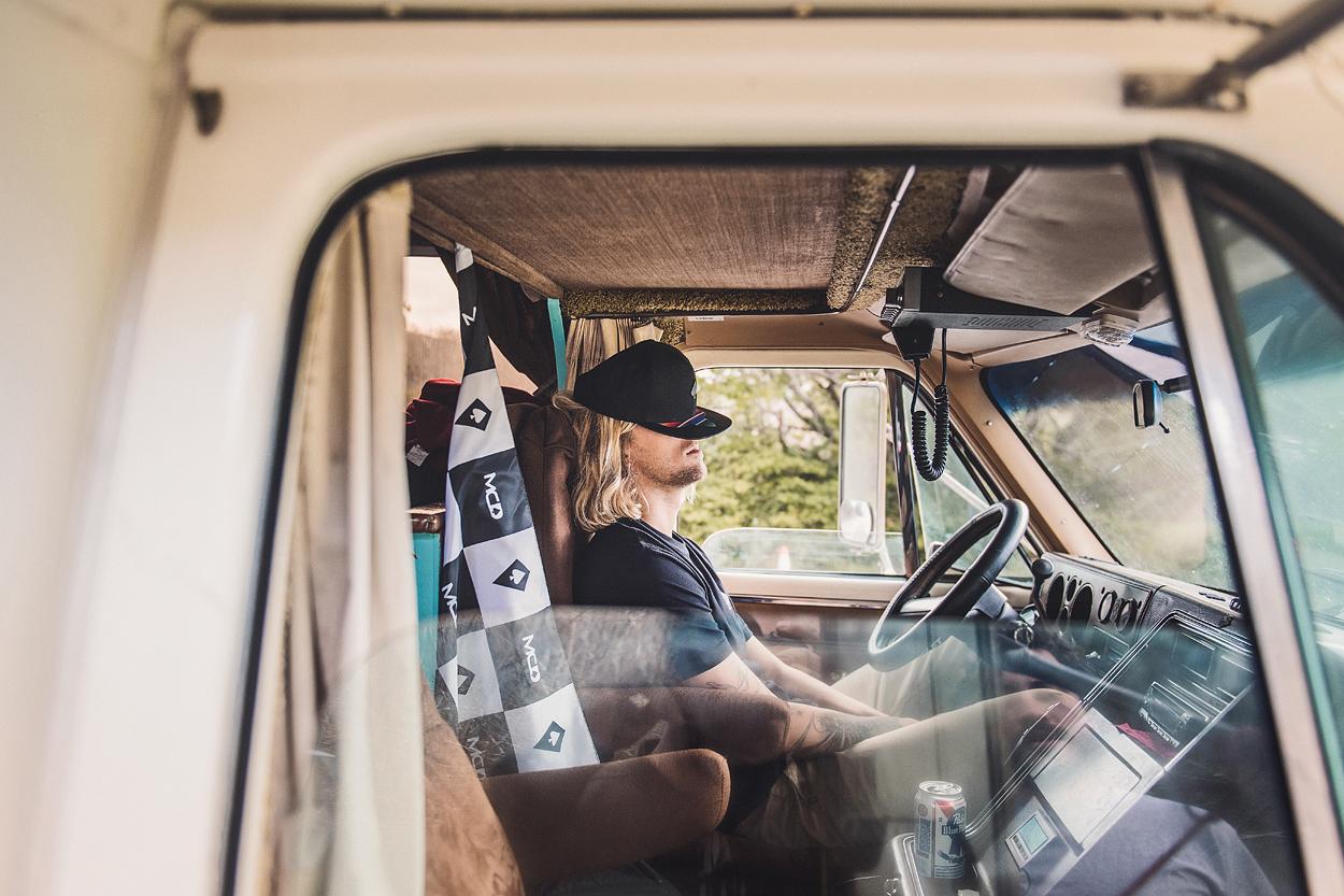 Um rolê de motor home pela Big Sur com a MCD