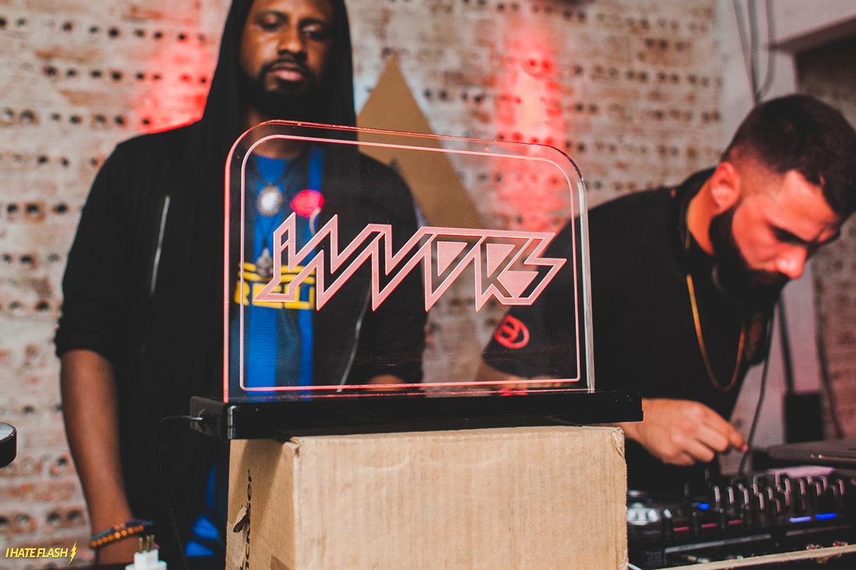INVDRS + Boom Box