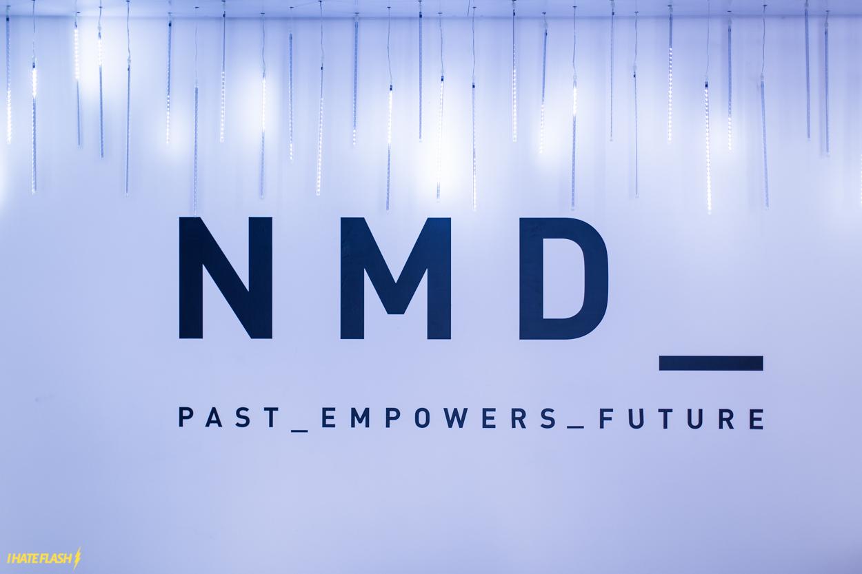 Adidas Originals & SneakersBR: NMD URBEX SP - A Exposição