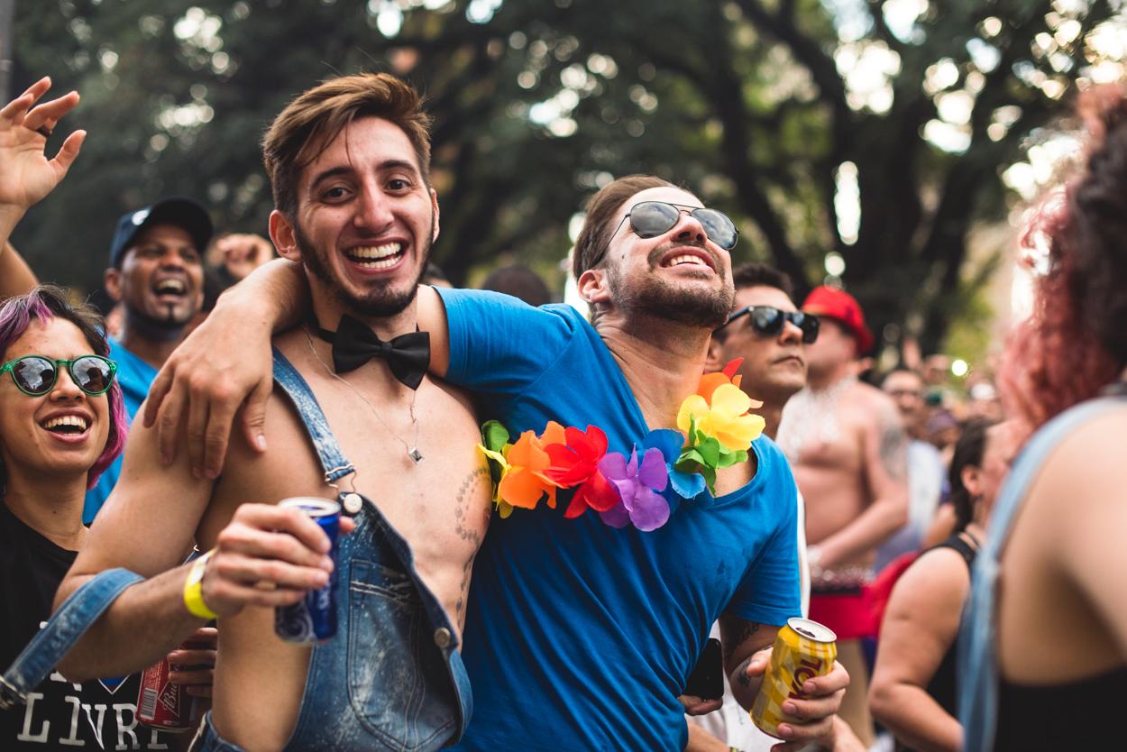 Skol apresenta: Aliança colorida na Parada LGBT de São Paulo