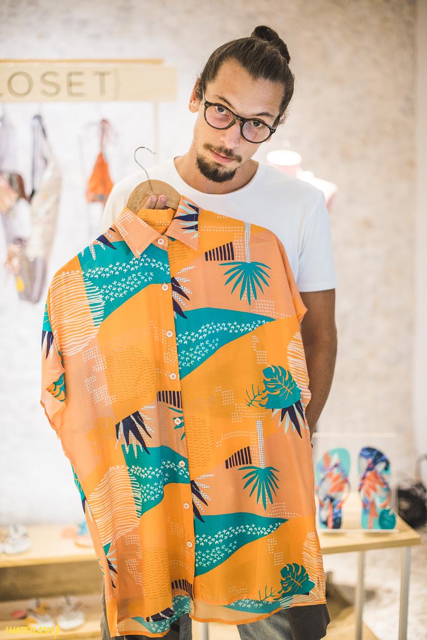 Lançamento Ipanema + Dress To