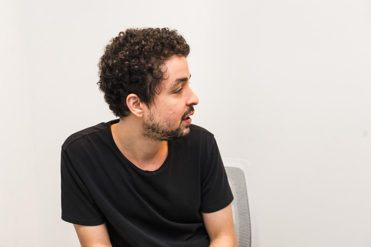 Cícero entrevista Letrux - ou quase isso