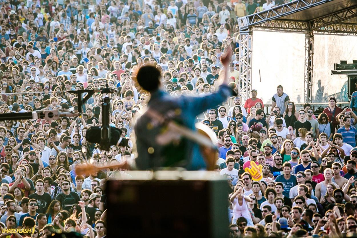 Nossas 10 fotos favoritas do Lollapalooza e as histórias por trás delas