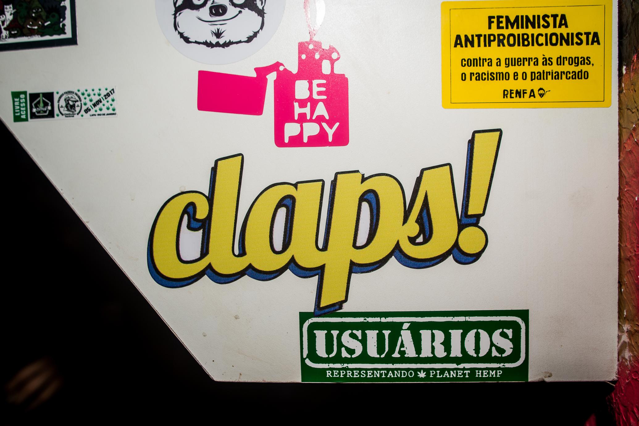 CLAPS no Jaca