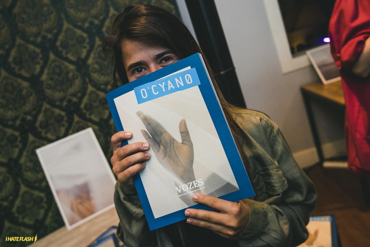 Lançamento O'CYANO - 3ª edição