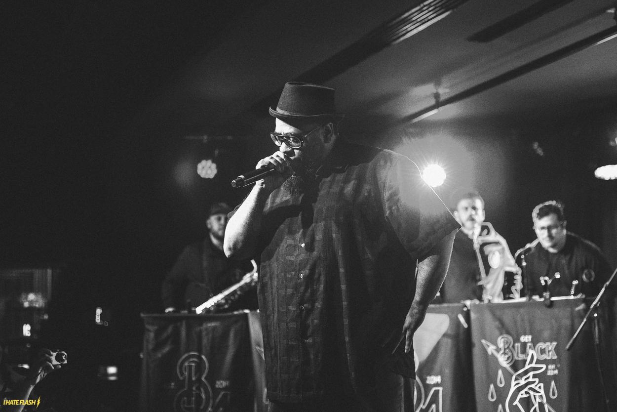 """Black Mantra + BNegão tocam """"Tim Maia - Racional"""