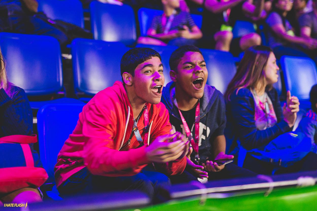 GAMEXP 2018