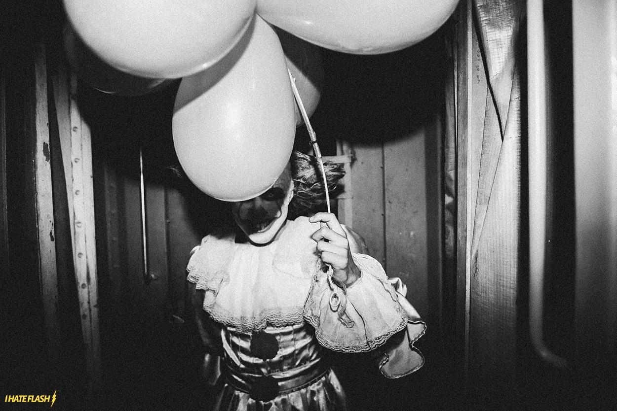 Halloween nos Trilhos