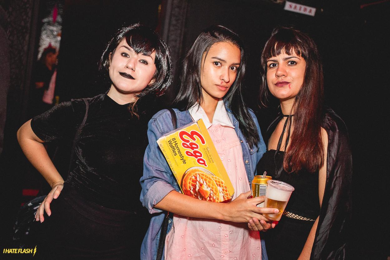 Crush! Halloween 2018