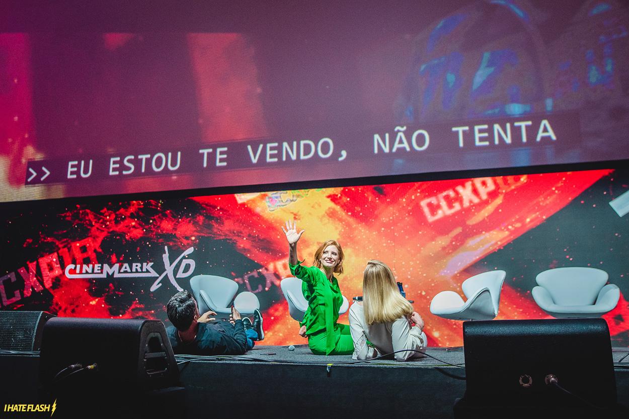 CCXP 2018