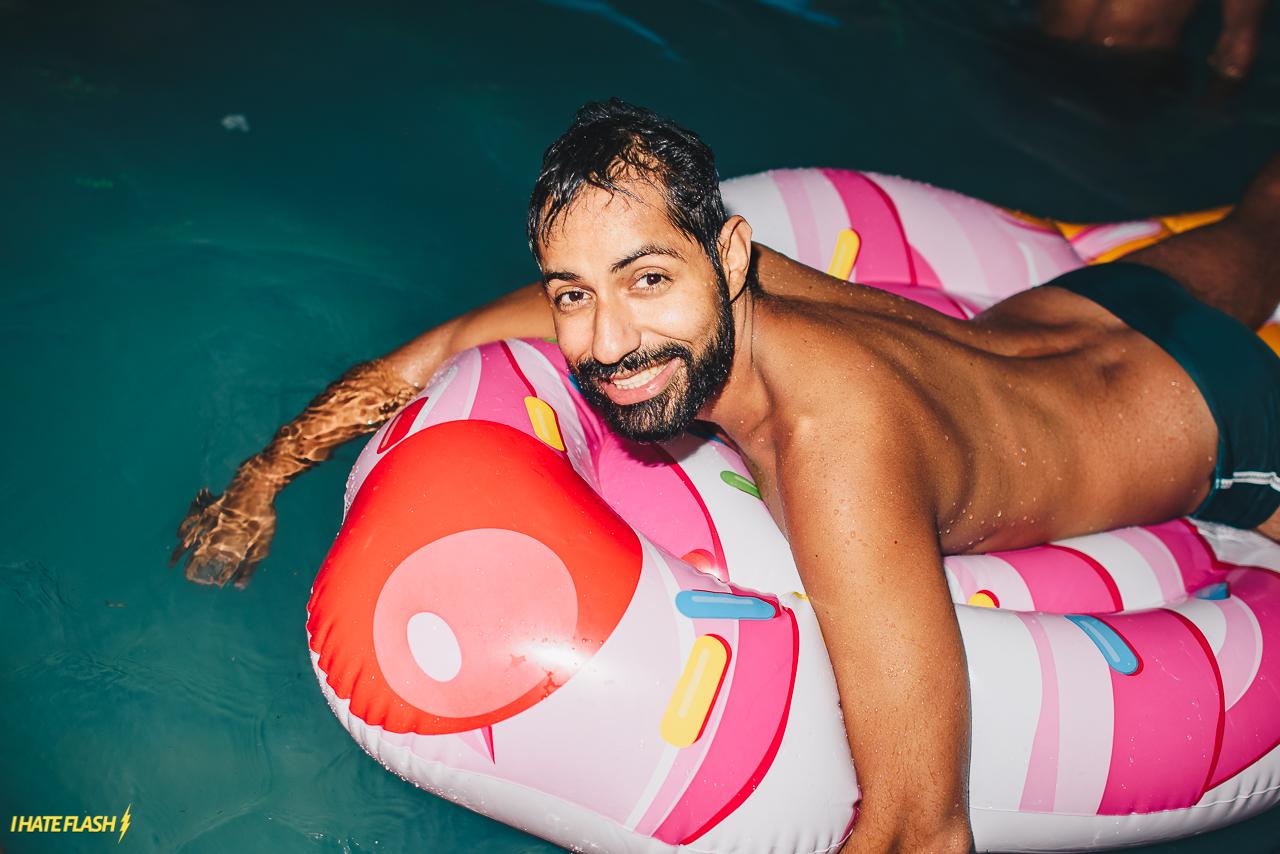 Pool Me In