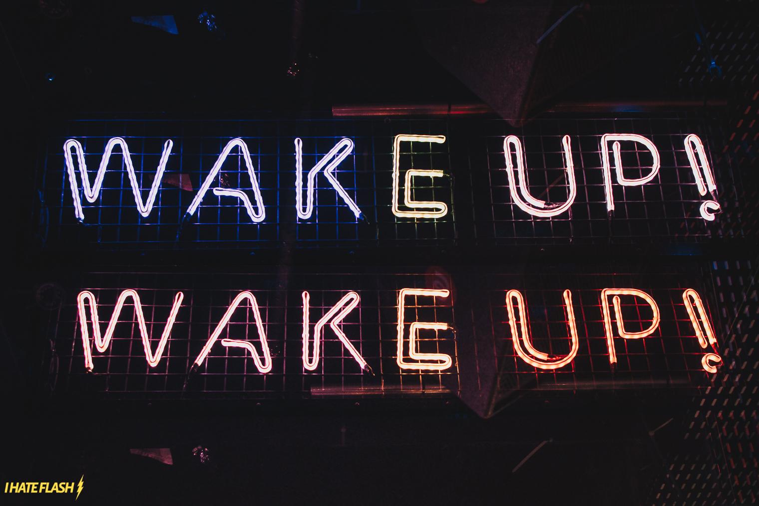 Wake Up! #106