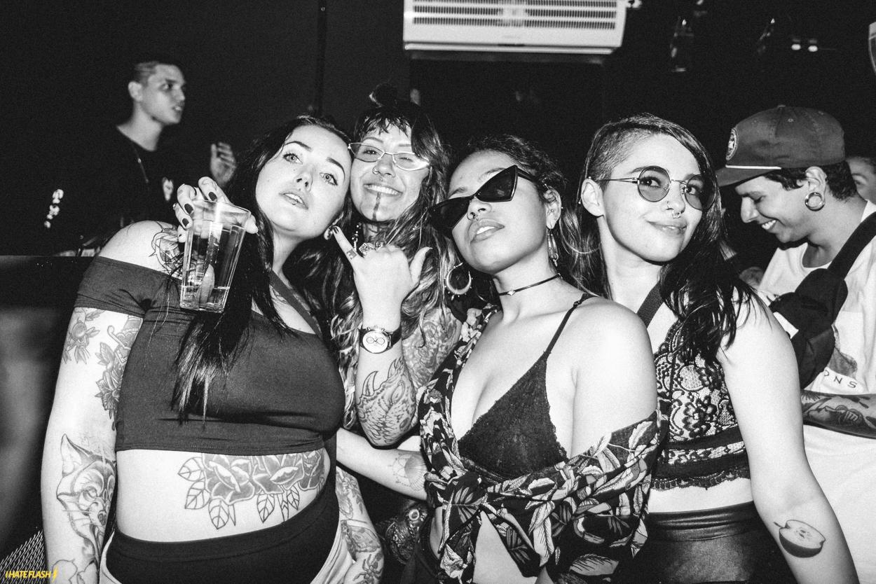 Contra Tempo • Café Preto Tattoo + The New Black