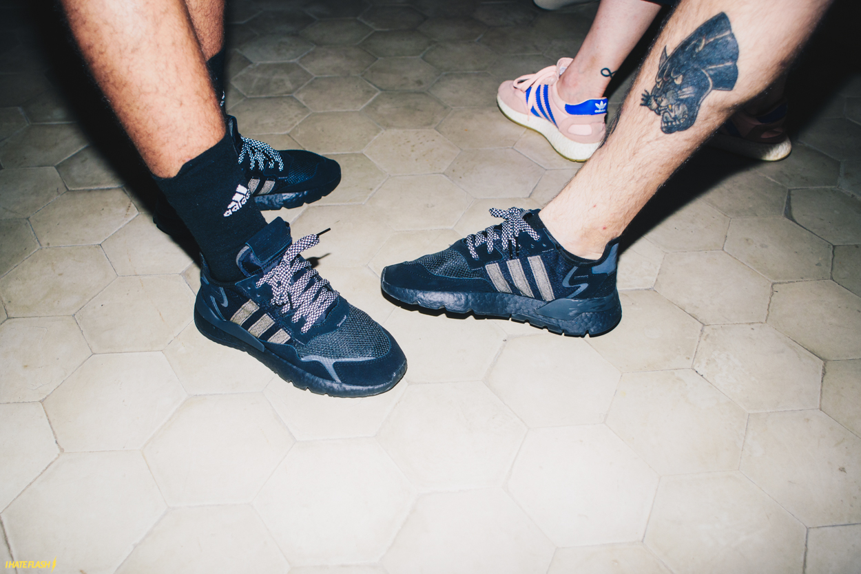 GOP TUN - Adidas Nite Base