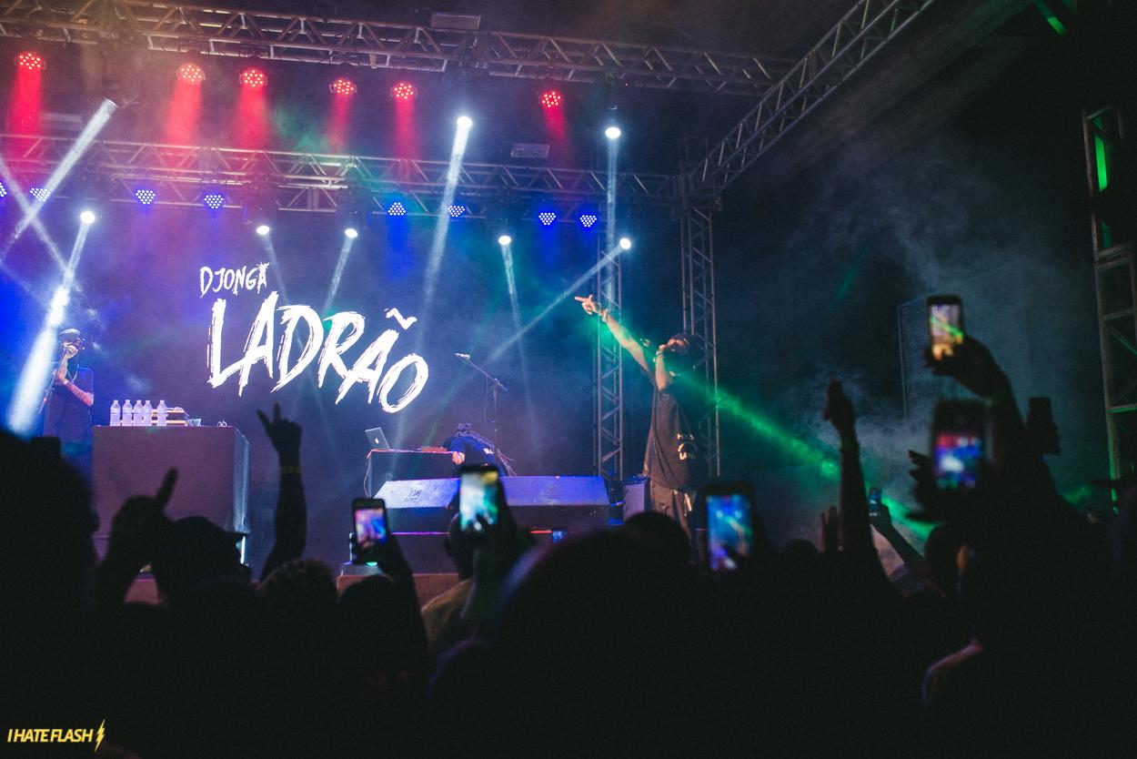 LANÇAMENTO OFICIAL DO ALBUM ''LADRÃO''