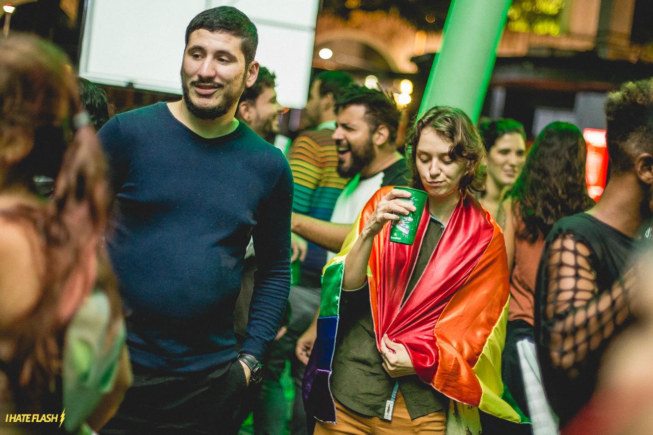 Aurora no Rio de Janeiro (Queremos!)