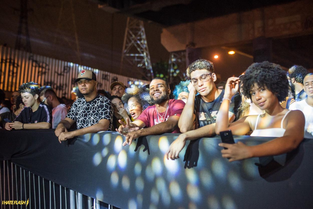 LANÇAMENTO DO ALBUM ''LADRÃO''