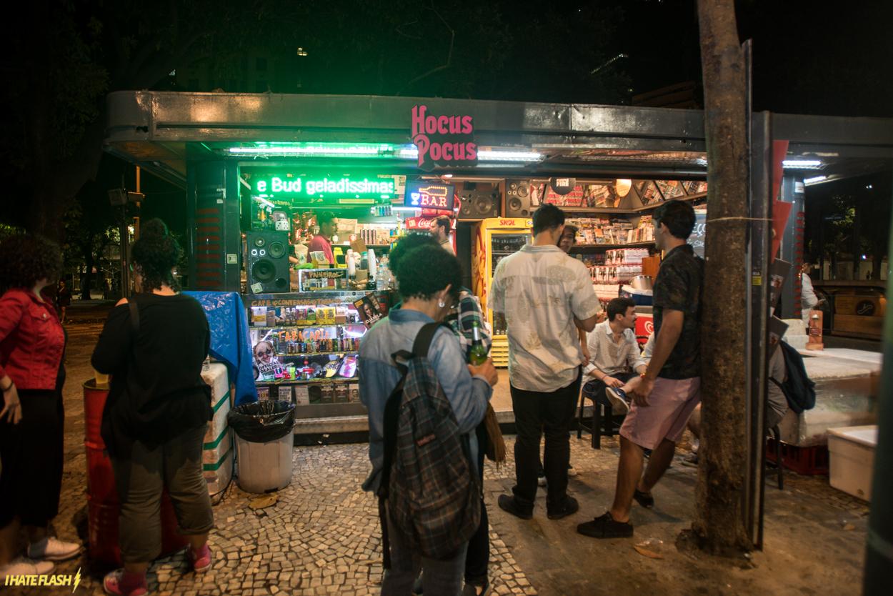 Isoporzinho das Sapatão & Slam das Minas