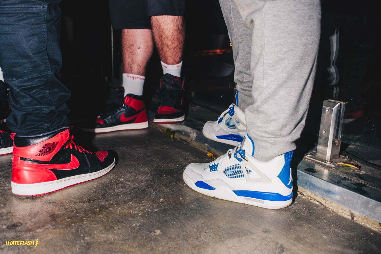 TIDAL + GUADALUPE + SNEAKERSBR APRESENTAM: THE LEGEND OF AJ1