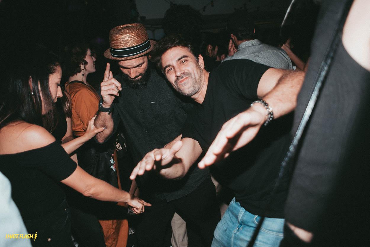 DJ Nuts & DJ Tamenpi no CityLights Hostel