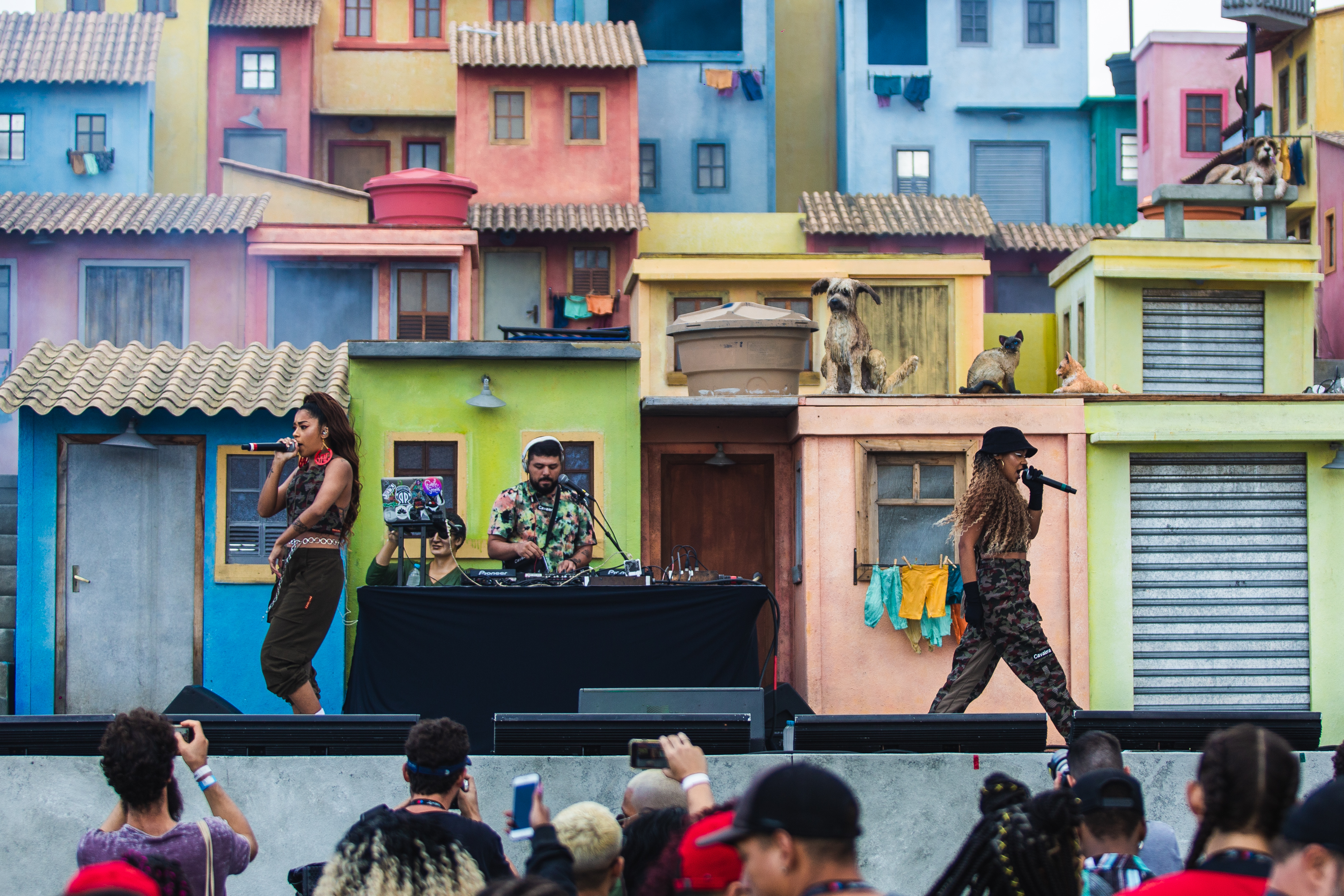 A VEZ DA FAVELA NO ROCK IN RIO