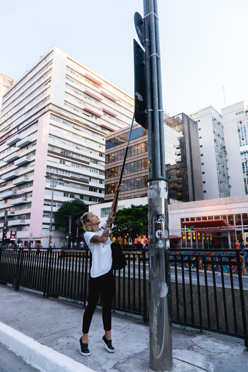 SP.Cinzeiro VII - Mantenha sua cidade limpa