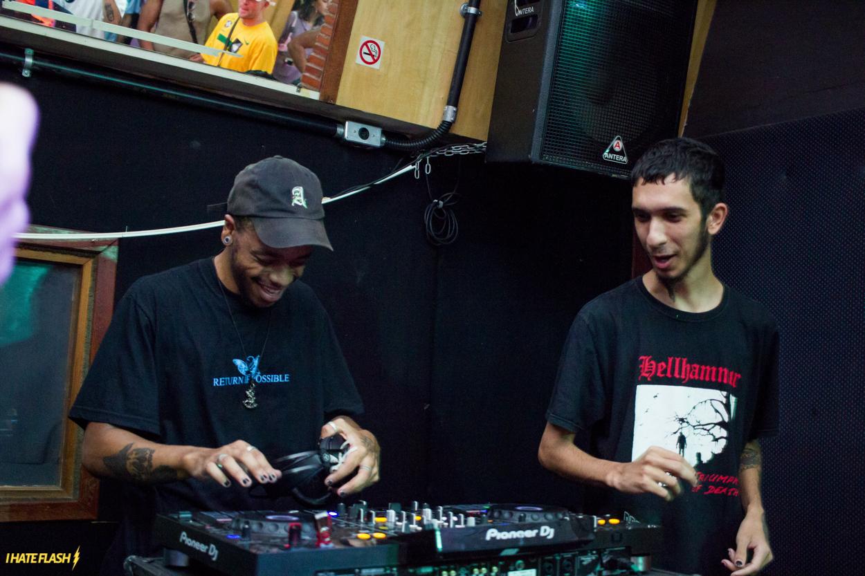 BRASIL GRIME SHOW CONVIDA DJ OBLIG (UK)
