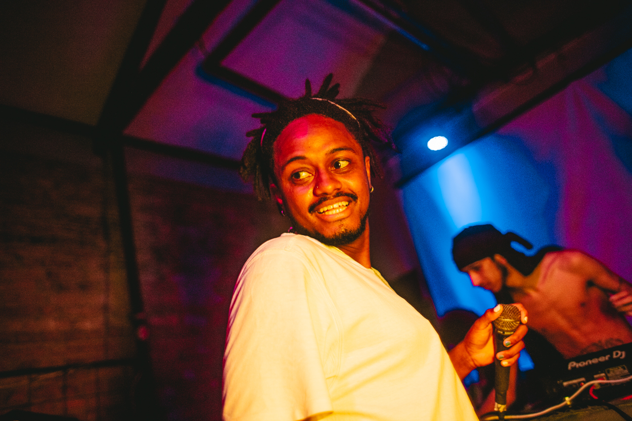 SIDE GRIME CONVIDA BRASIL GRIME SHOW & DJ OBLIG (UK)
