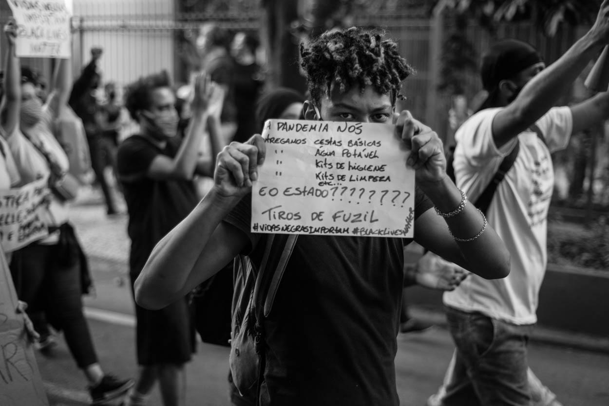#VIDASNEGRASIMPORTAM