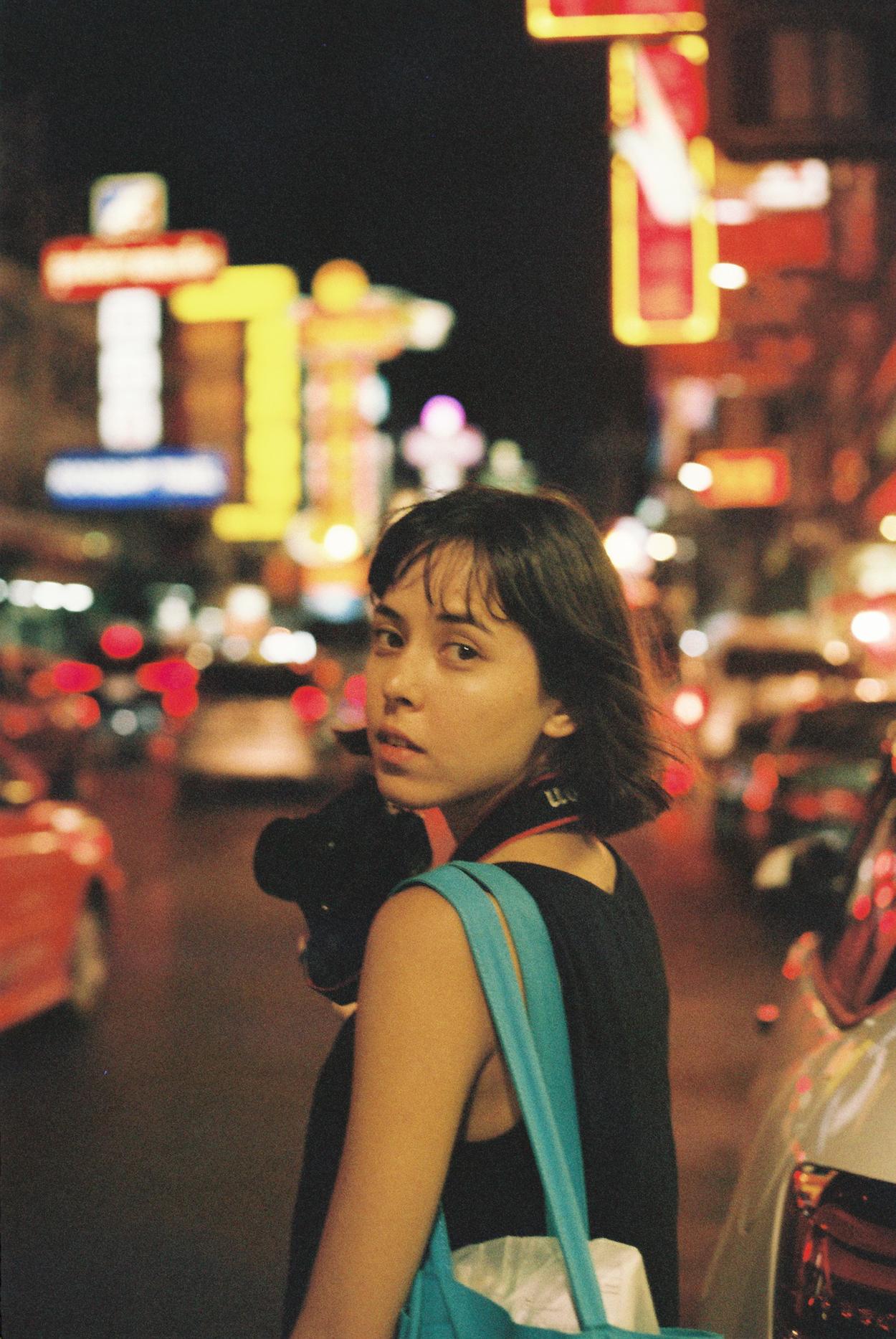 Mulheres que fotografam: Takeuchiss