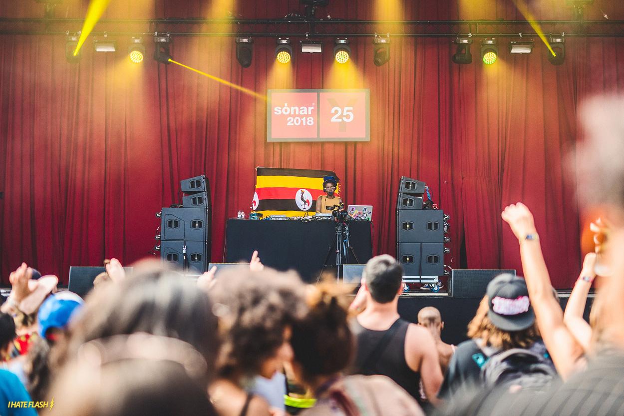Sónar Festival 2018