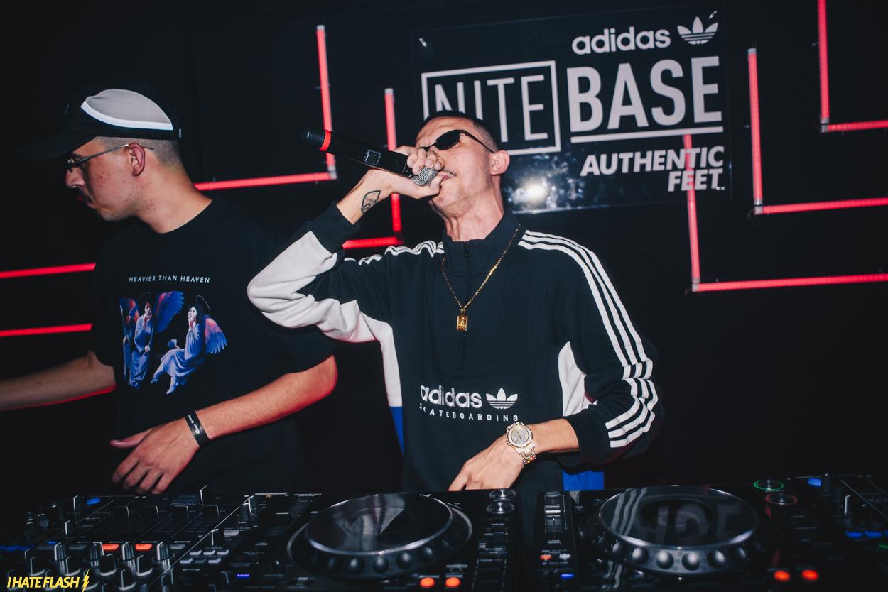 LOVE2HATE - ADIDAS NITE BASE
