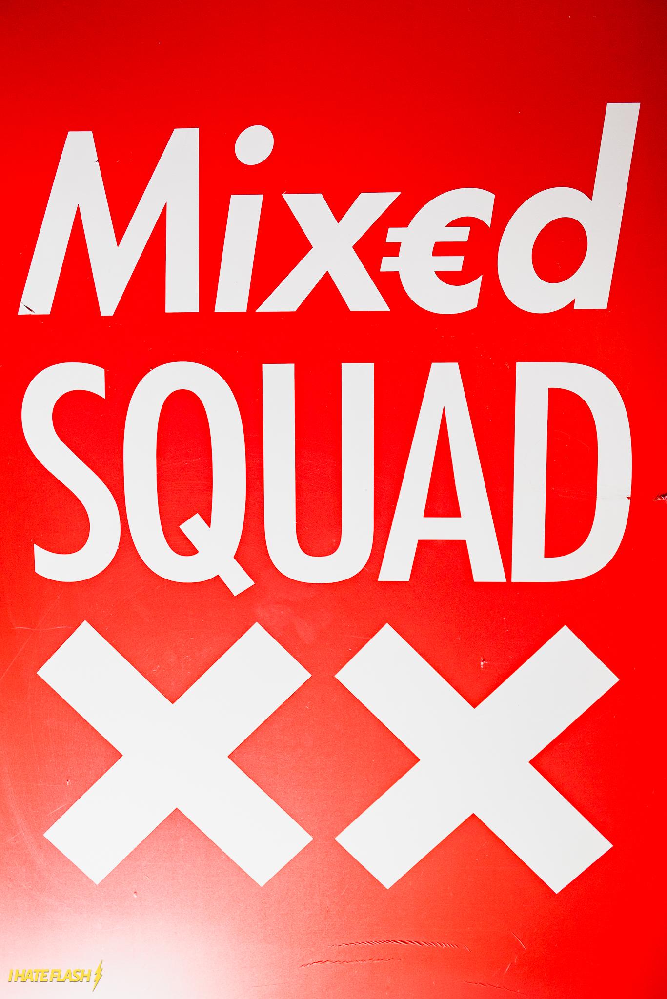 Mixed By Mixed