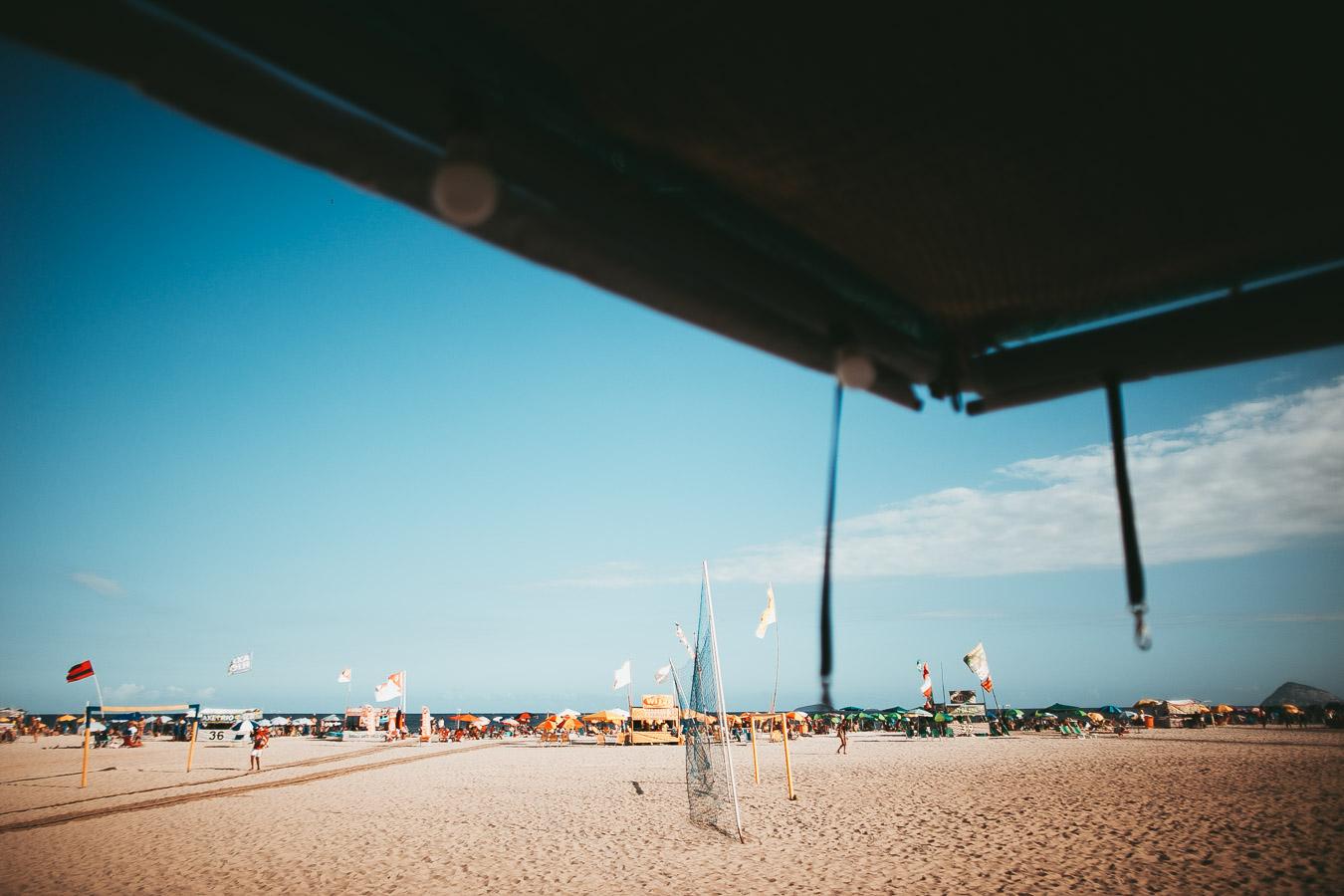ROMPIENDO ¡en la playa!