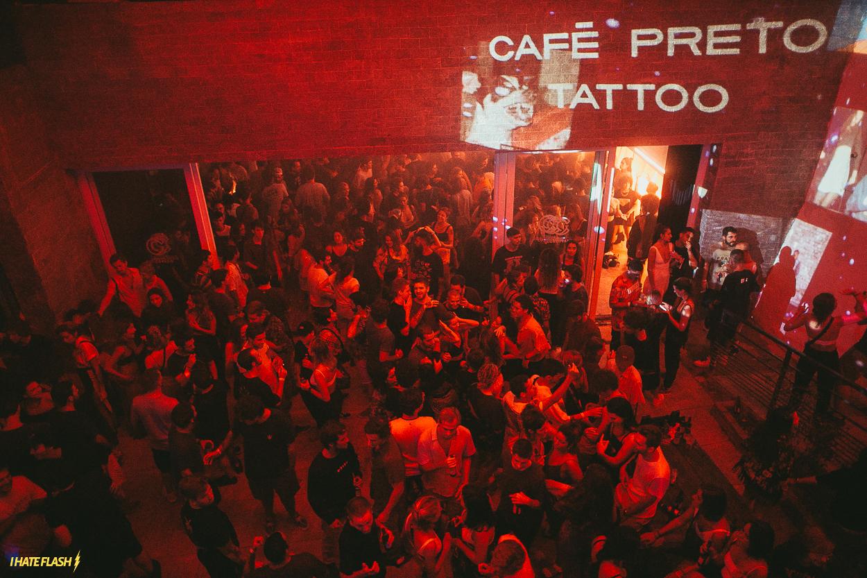 CAFE PRETO 4 ANOS