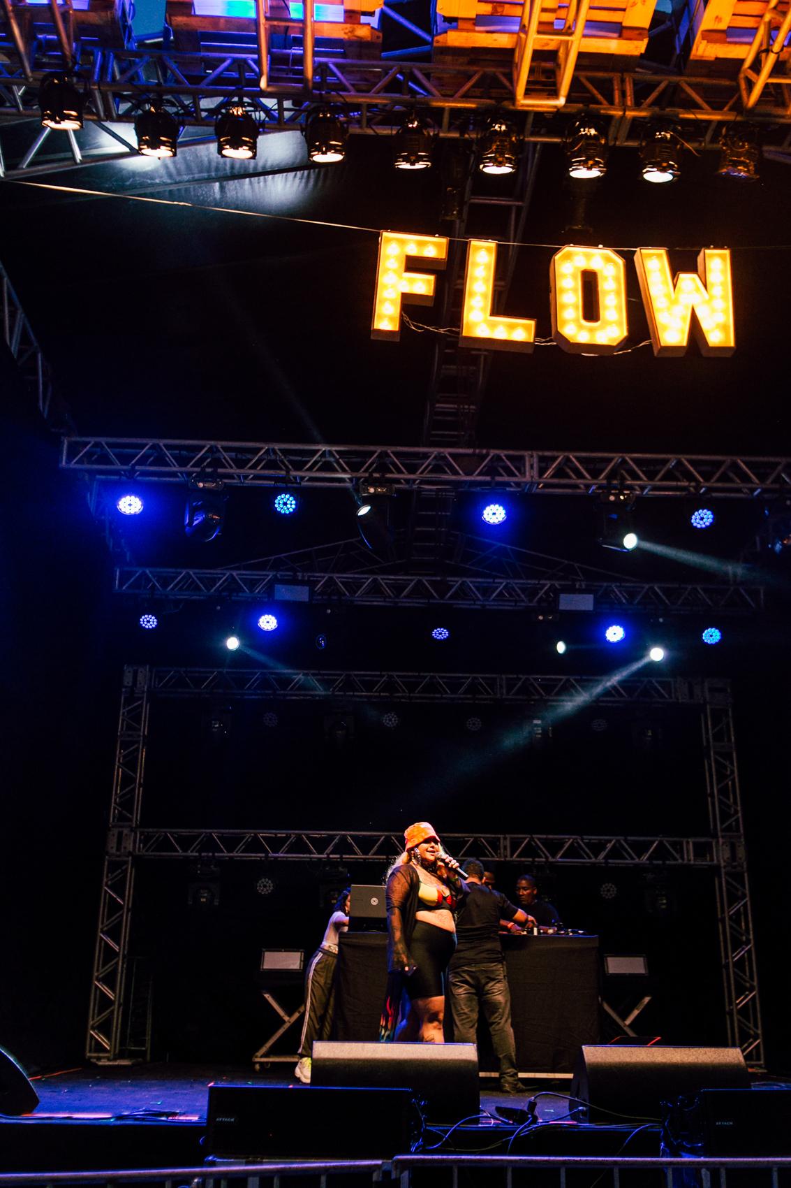 FLOW 2 ANOS - O RETORNO