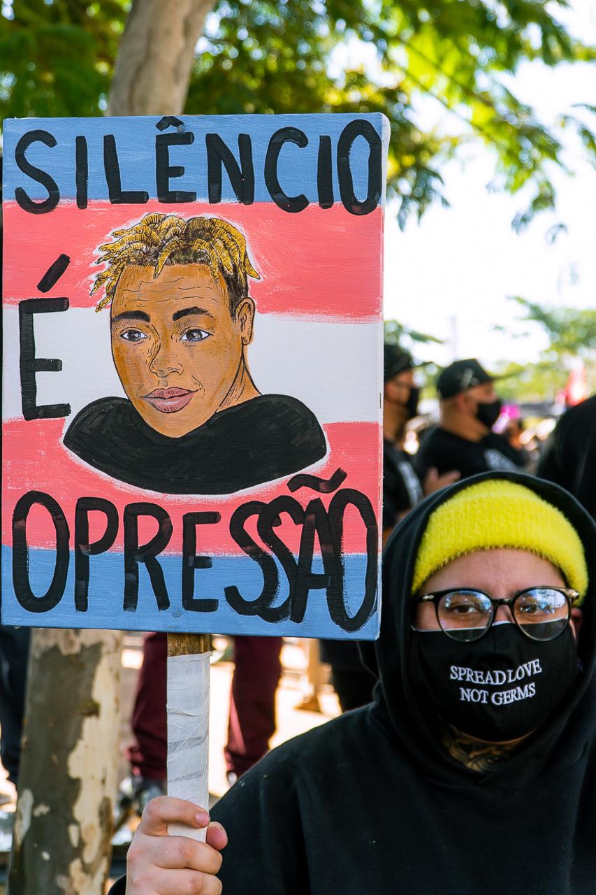 Manifestações Antirracistas e Antifascistas